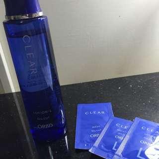 ORBIS 和漢淨肌化妝水(清爽)