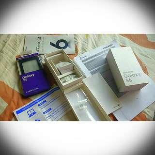 Samsung S6 32GB STARHUB SET