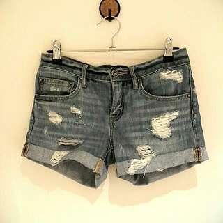 RIP Denim Shorts
