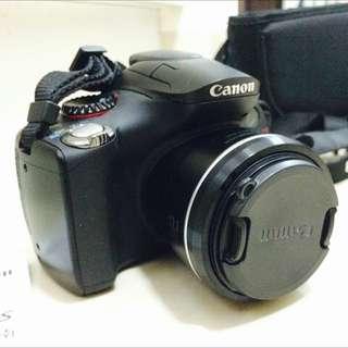 Canon 類單眼 Sx40 HS