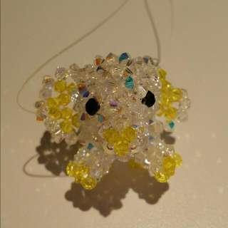 小飛象水晶飾品