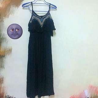 波西米亞風長裙
