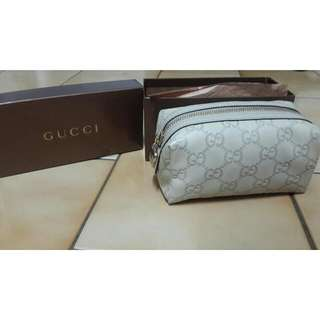 (全新)Gucci化妝包