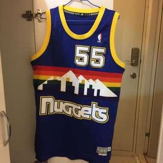 Adidas 愛迪達 NBA 球衣 S號