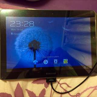 3g Samsung Tab 2 10.1 16g
