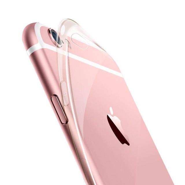🔥現貨 清透 安全防護 超薄TPU iphone 5s SE 6s/6splus 全包防刮 軟殼 手機殼