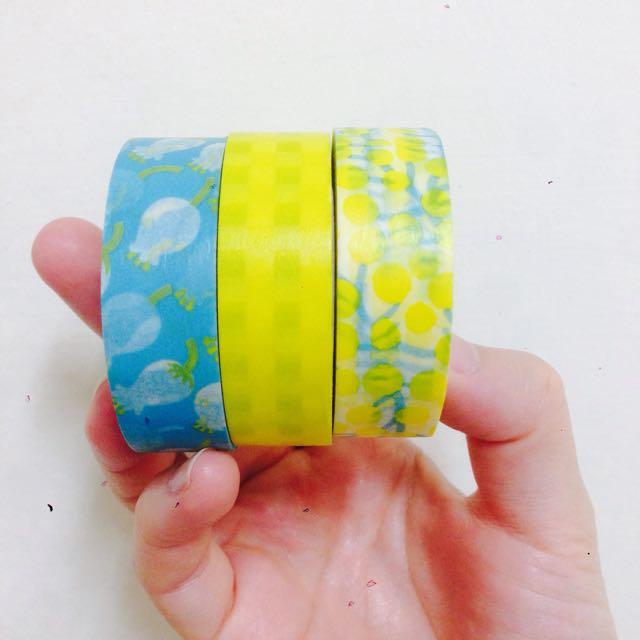 紙膠帶-鈴蘭