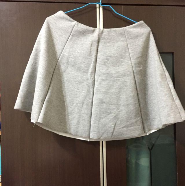 全新🎉灰色短裙
