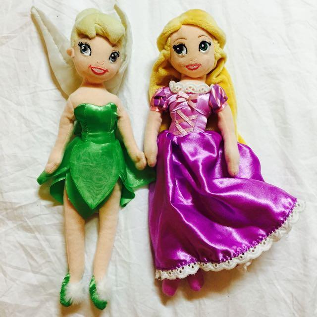 迪士尼購入娃娃😚