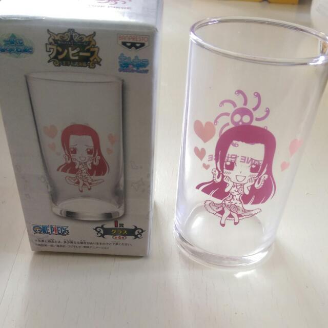 航海王 海賊王 蛇姬 女帝 玻璃杯