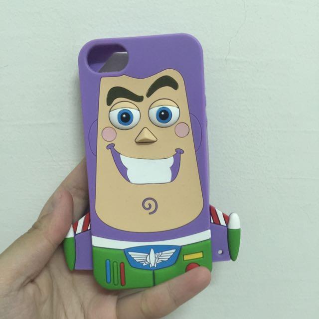 降價 正版 迪士尼 巴斯光年 玩具總動員 iphone5 5s i5 i5s 手機殼