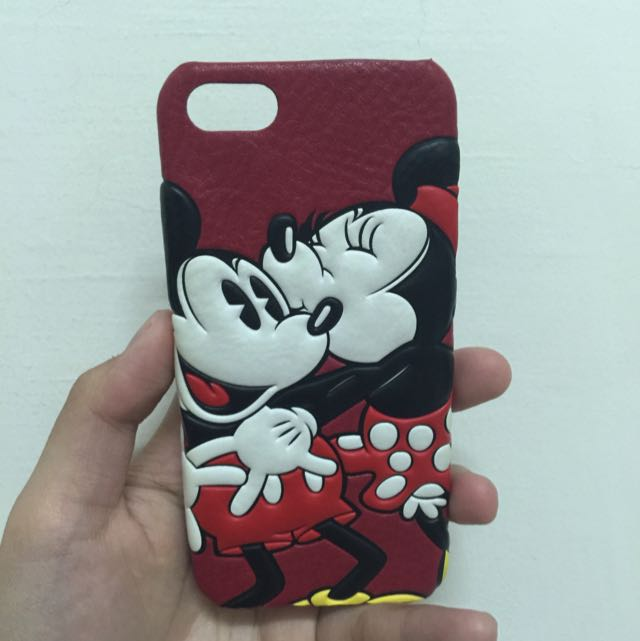 降價 正版 迪士尼 米奇 米尼 iphone 5 5s i5 手機殼