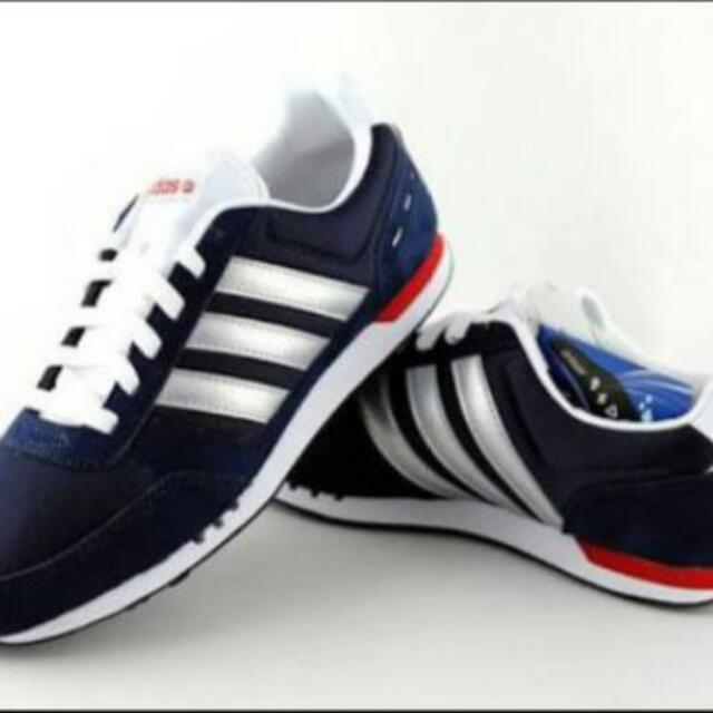 Adidas Neo Neo City Runner, di Preloved Fesyen Pria Pria di Carousell 6860ae2 - omkostningertil.website