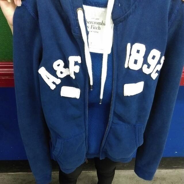 正版AF深藍外套