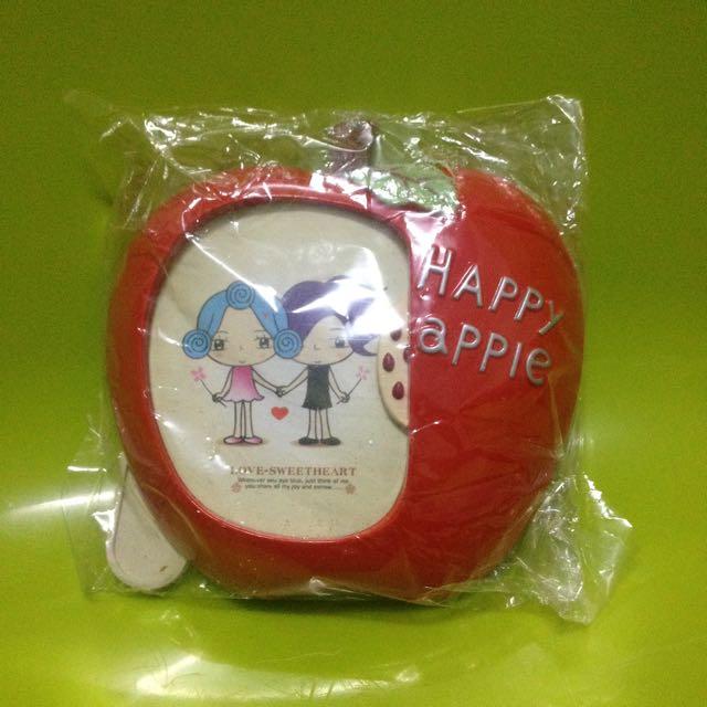 happy apple小相框