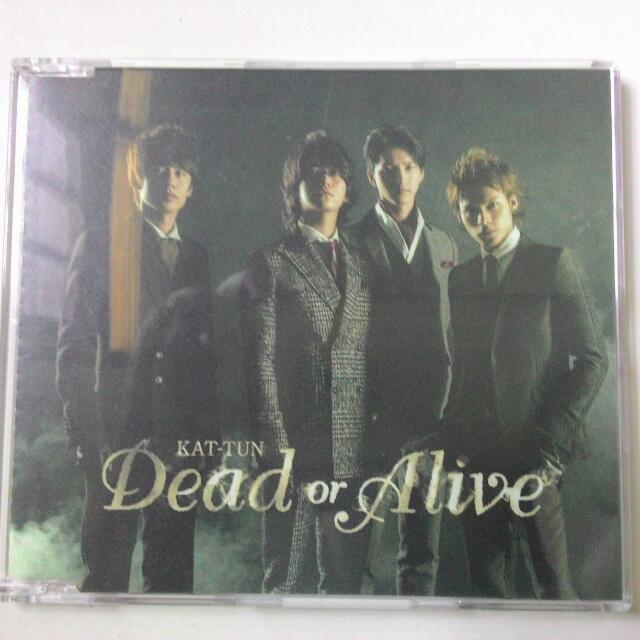 KAT-TUN 「Dead or Alive」RE (CD Only)