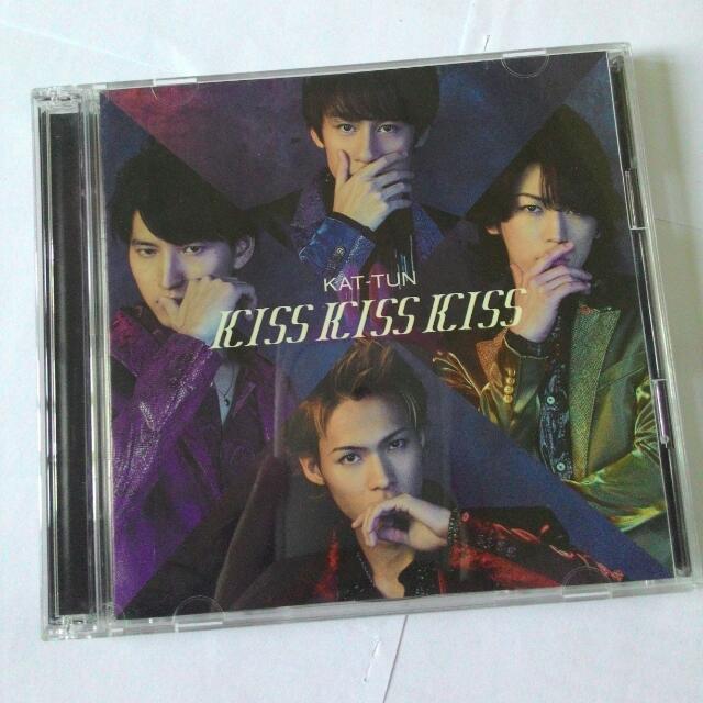 KAT-TUN 「KISS KISS KISS」 LE 2 (CD+DVD)