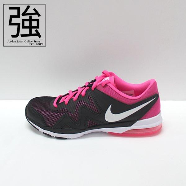Nike Wmns Air Sculpt TR 2 女 黑 +桃紅 休閒鞋