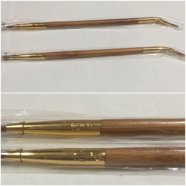 Original Tarte Eyeliner Dual Brush