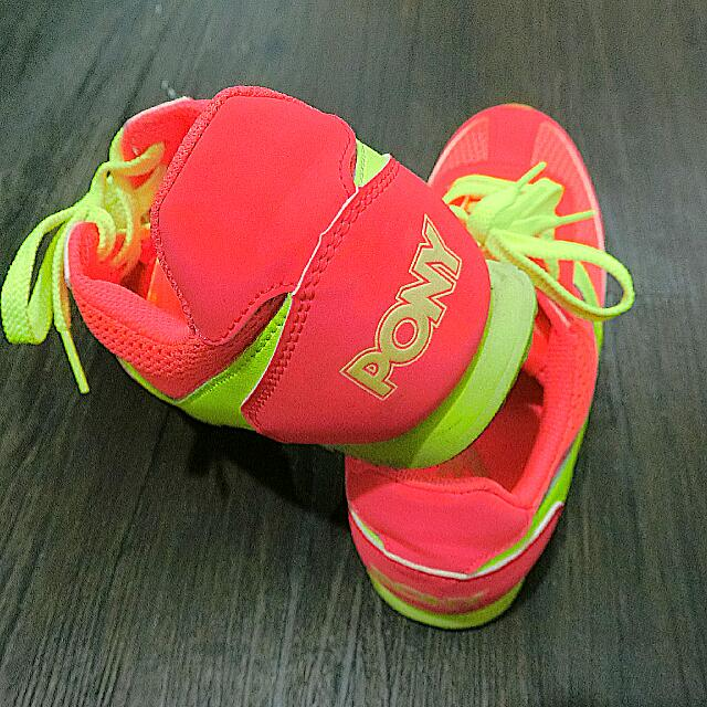 Pony女鞋 運動鞋 慢跑鞋 布鞋