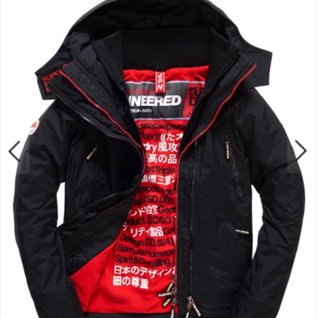Superdry Aritic Wind Attacker 極度乾燥 風衣外套 防風防水