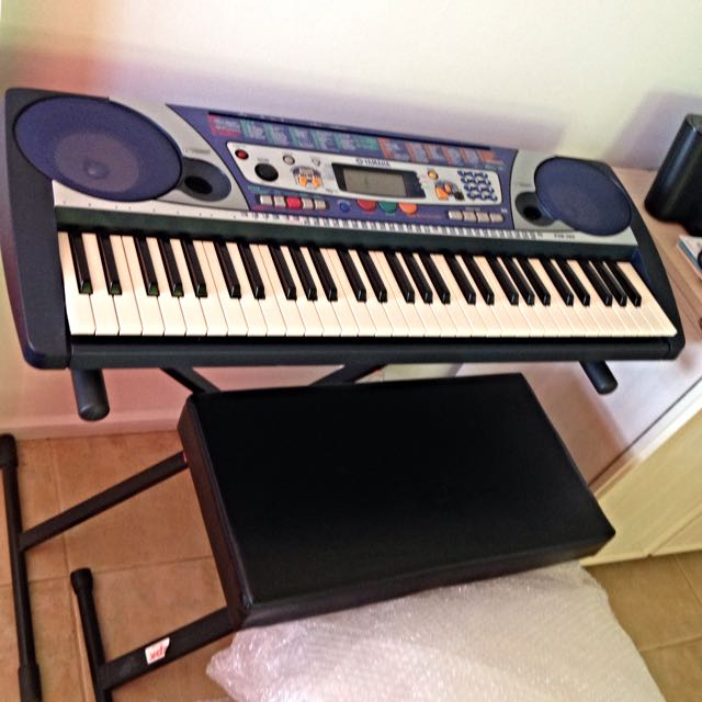 Yamaha PSR 260 Keyboard