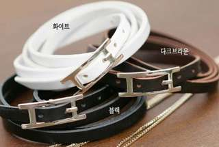 🚚 [In stocks] Multi Layer Leather Wrap Bracelet
