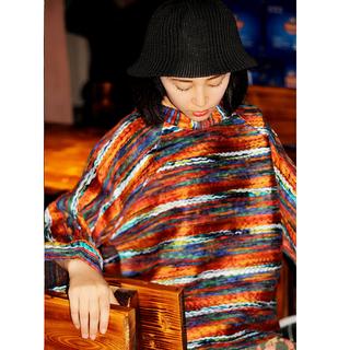 迷幻混色毛衣(3色)