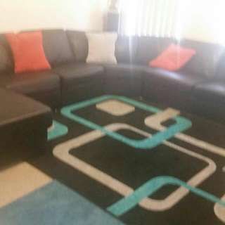 Couch    + Ottoman