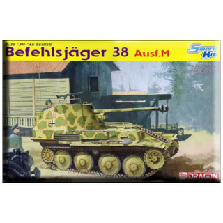 Brand New ** DML 1/35 - Befehlsjager 38 Ausf. M - Smart Kit No. 6472 Model Kit