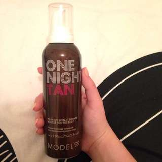 One Night Tan