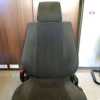 E30原廠絨布駕駛座椅
