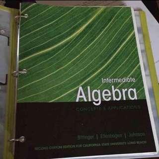 Intermediate Algebra CSULB