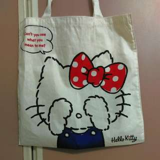 Kitty帆布提袋