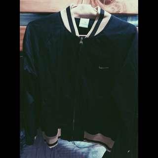 Nike正版黑色外套(M)