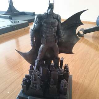 Batman Memorial Statue