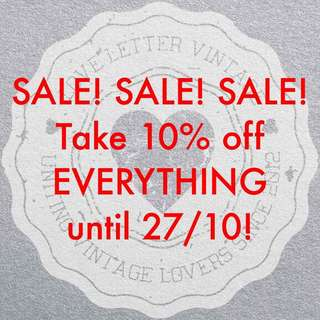10% Off Coupon To All Our Lovely Followers