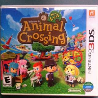 Animal Crossing - Nintendo 3DS (Reserved)