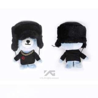 BIGBANG第一代已絕版GD熊熊