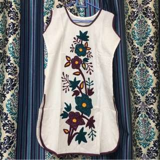 Indian Flowery Top