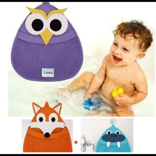 卡特兔Crtartu玩具防水收納袋