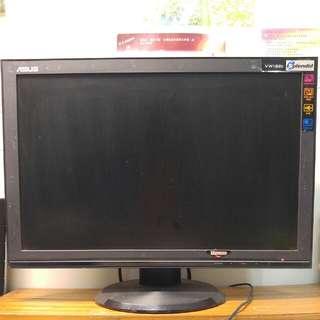 保留中 2手 Asus 19吋電腦螢幕 過保