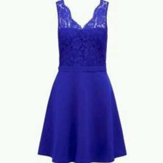 Gorgeous Forever New Lace Dress BNWT