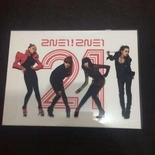 2NE1➡️冠軍首選台灣獨家豪華版CD+DVD