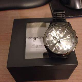 agnes b 錶 簡單時尚風
