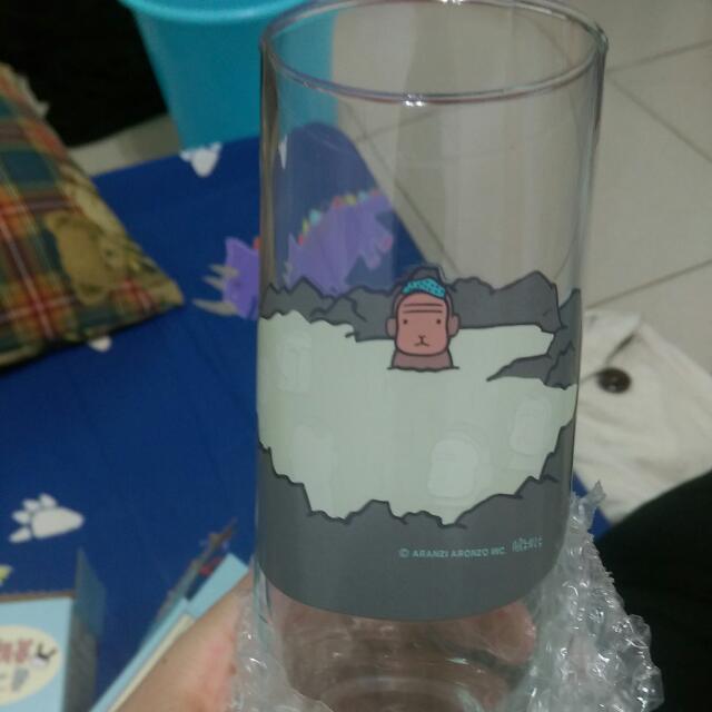 阿朗基變色玻璃杯(全新)