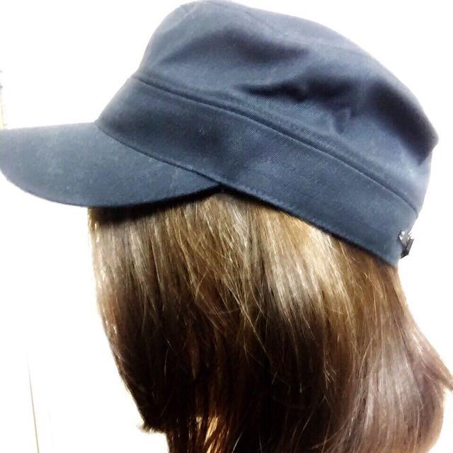 全新🎩黑色軟軍帽