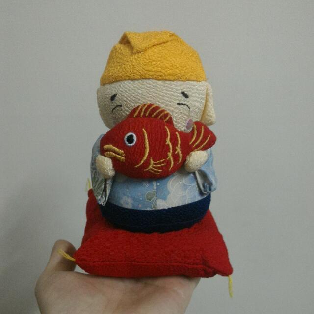 日本七福神小玩偶娃娃