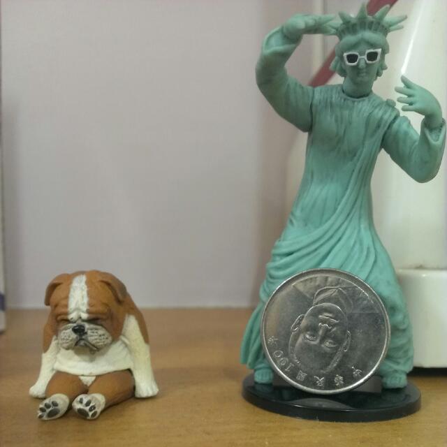 自由女神像 -保留