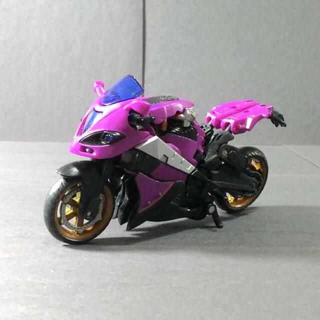 變型金鋼 摩托車